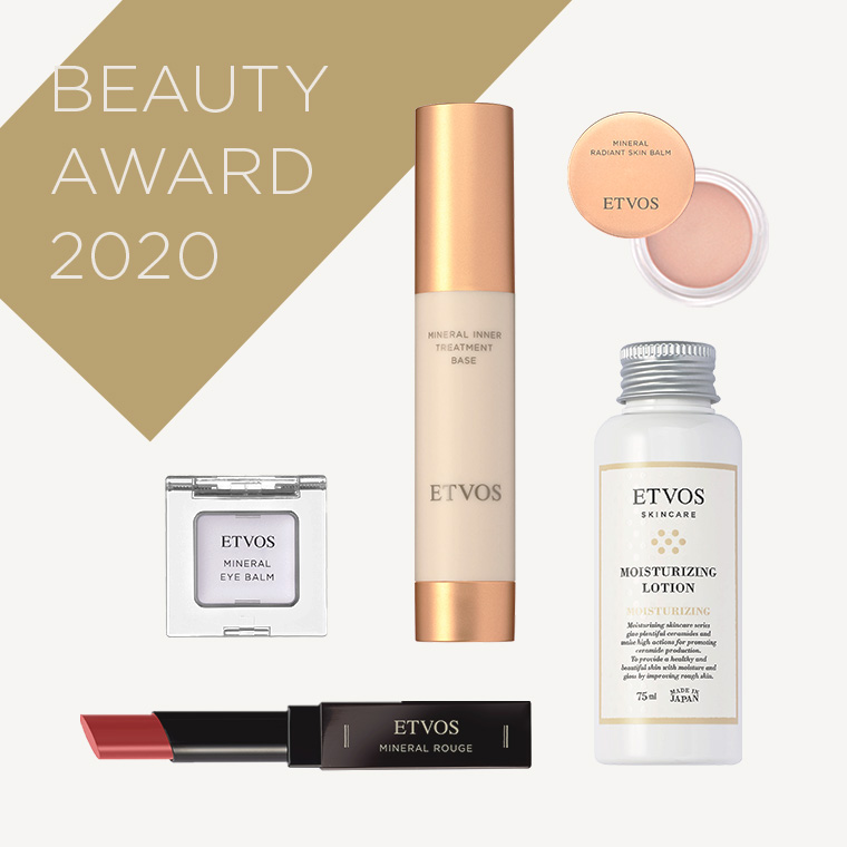 ETVOS BEAUTY AWARD 2020